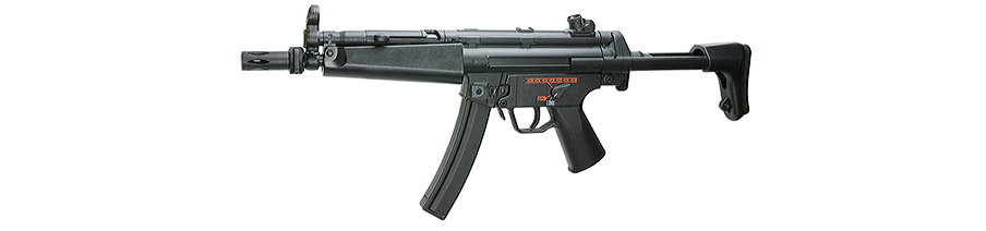 slv b&t mp5a5